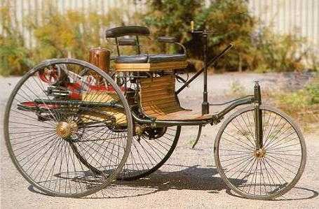 El primer automovil de la historia taringa